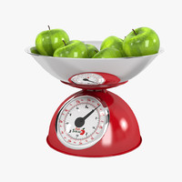 EatSmart Precision Retro Mechanical Kitchen Scale